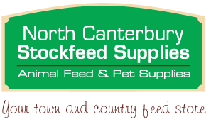 North Canterbury Stockfeed Supplies Logo